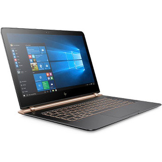 PC portable HP Spectre 13-v000nf - i5 - 8 Go - SSD - IPS - FHD
