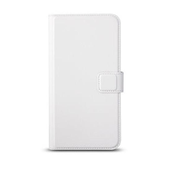 Coque et housse Swiss Charger Etui folio (blanc) - Lenovo Moto G4 / G4 Plus