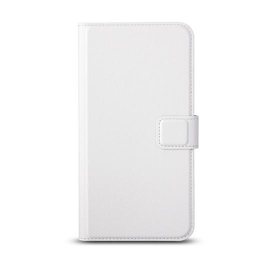 Coque et housse Swiss Charger Etui folio (blanc) - Lenovo Moto G4 / G4 Plus - Autre vue