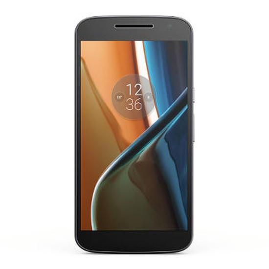 Smartphone et téléphone mobile Lenovo Moto G4 (noir)