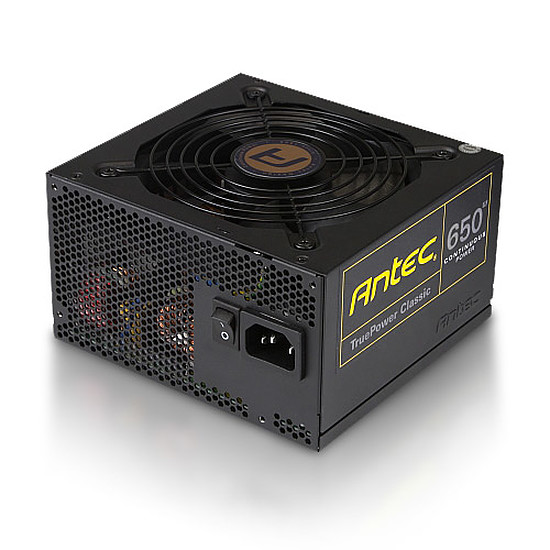 Alimentation PC Antec TruePower Classic - 650W