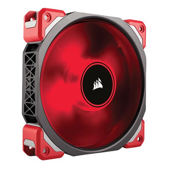 Ventilateur Boîtier Corsair ML120 Pro LED RED Magnetic Levitation