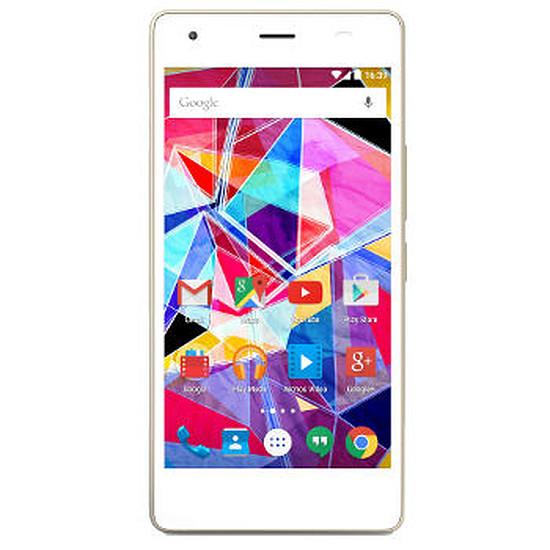 Smartphone et téléphone mobile Archos Diamond S (blanc)