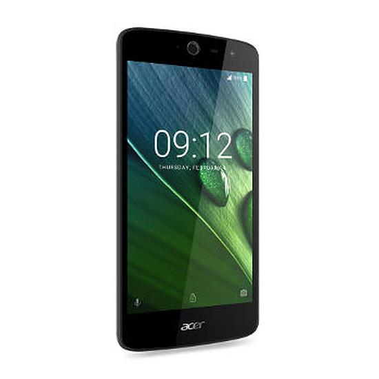 Smartphone et téléphone mobile Acer Liquid Zest 4G (noir)