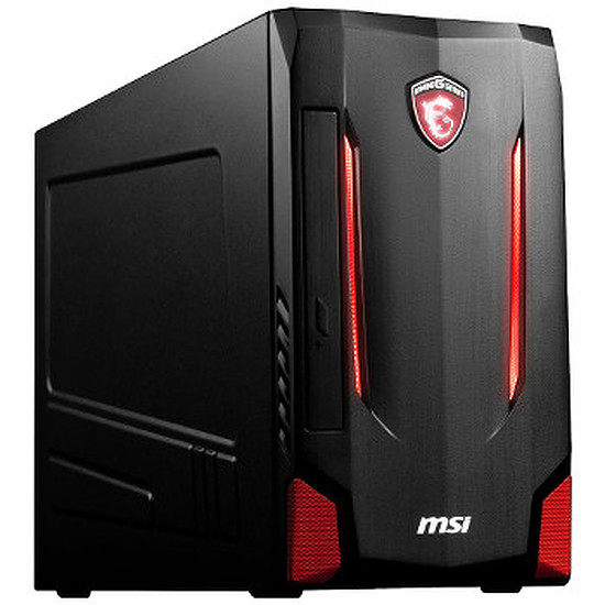 PC de bureau MSI NIGHTBLADE MI2C-044FR - i5 - 8 Go - 1 To - GTX 750