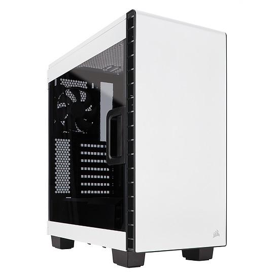 Boîtier PC Corsair Carbide Clear 400C Blanc