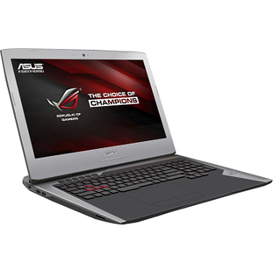 PC portable Asus ROG G752VS-GC021T - i7 - 64 Go - SSD - GTX 1070