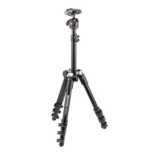 Trépied appareil photo Manfrotto Trepied 290 Befree MKBFR1A4B-BH