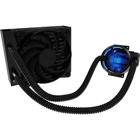 Refroidissement processeur Cooler Master MasterLiquid Pro 120