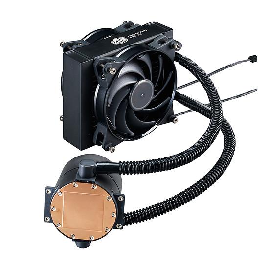 Refroidissement processeur Cooler Master MasterLiquid Pro 120 - Autre vue