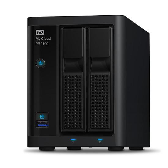 Serveur NAS Western Digital (WD) NAS My Cloud Pro PR2100 - 8 To - Autre vue