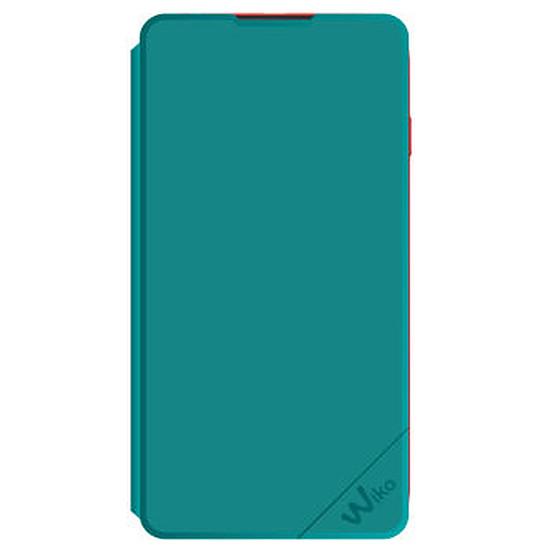 Coque et housse Wiko Folio Game changer (bleu) - Wiko Sunny