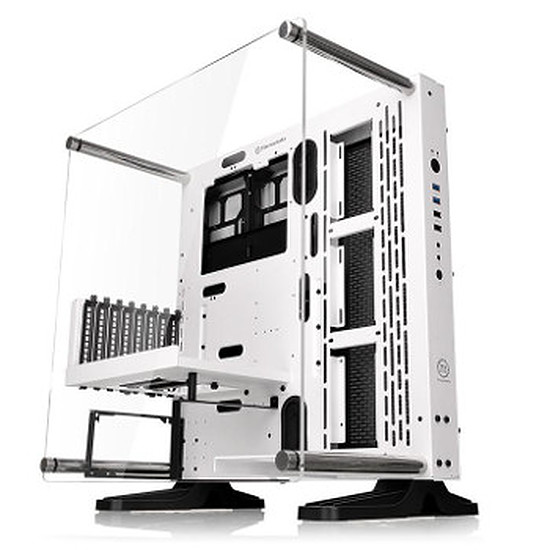 Boîtier PC Thermaltake Core P3 Snow Edition