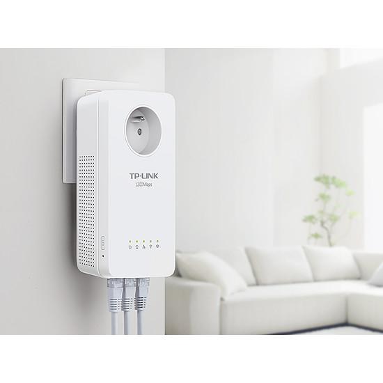 CPL TP-Link TL-WPA8635P KIT - Pack 2 CPL1300/WiFi AC1200 - Autre vue