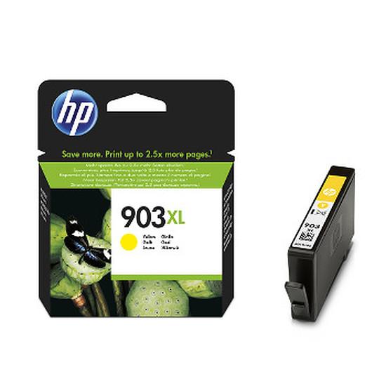 Cartouche imprimante HP Cartouche d'encre n°903XL (T6M11AE) - Jaune