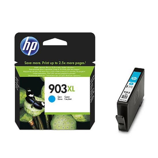 Cartouche imprimante HP Cartouche d'encre n°903XL (T6M03AE) - Cyan