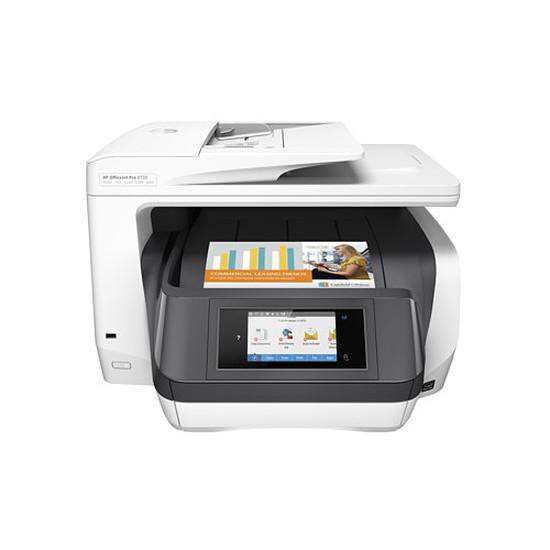 Imprimante multifonction HP Officejet Pro 8730 - Autre vue