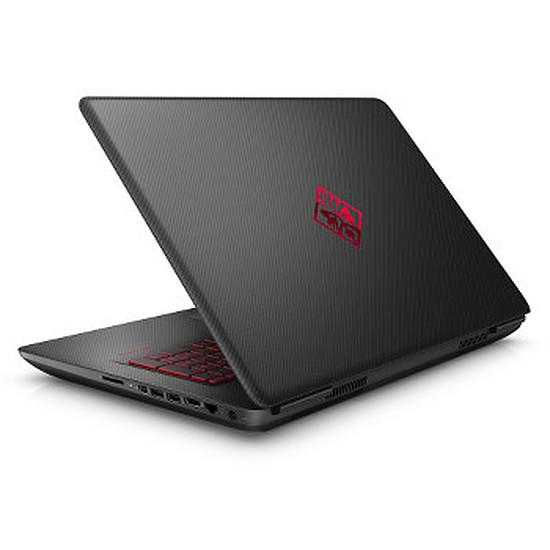 PC portable HP Omen 17-w102nf - i7 - 16Go - SSD - GTX 1060 - IPS