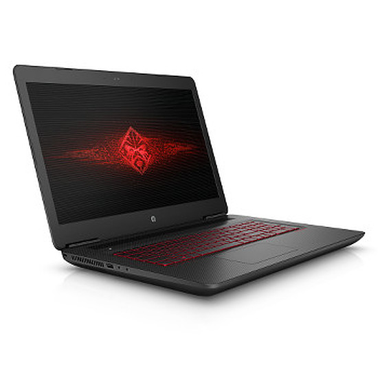 PC portable HP Omen 17-w103nf - i7 - 16 Go - SSD - GTX 1070 - IPS