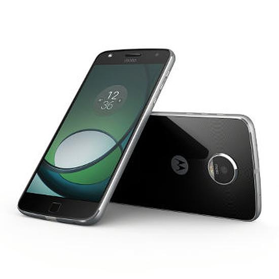 Smartphone et téléphone mobile Lenovo Moto Z play (noir)