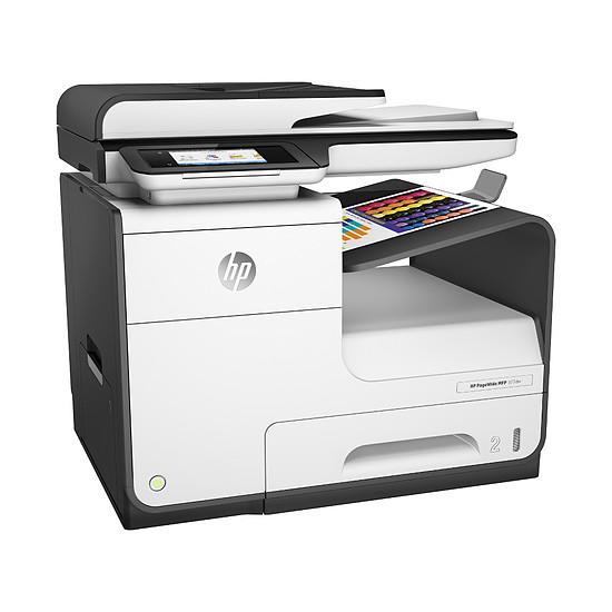 Imprimante multifonction HP PageWide MFP 377dw - Autre vue