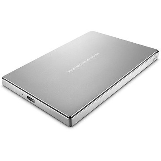 Disque dur externe LaCie Porsche Design Mobile Drive 2 To (USB 3.1)