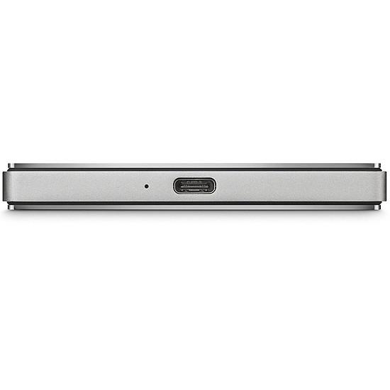 Disque dur externe LaCie Porsche Design Mobile Drive 2 To (USB 3.1) - Autre vue