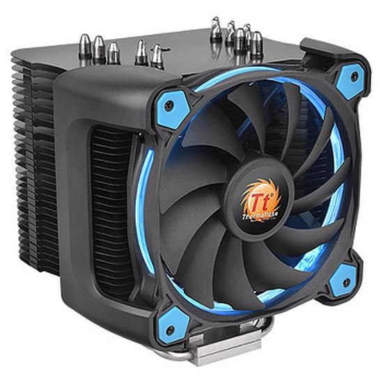 Refroidissement processeur Thermaltake Riing Silent 12 Pro - Bleu