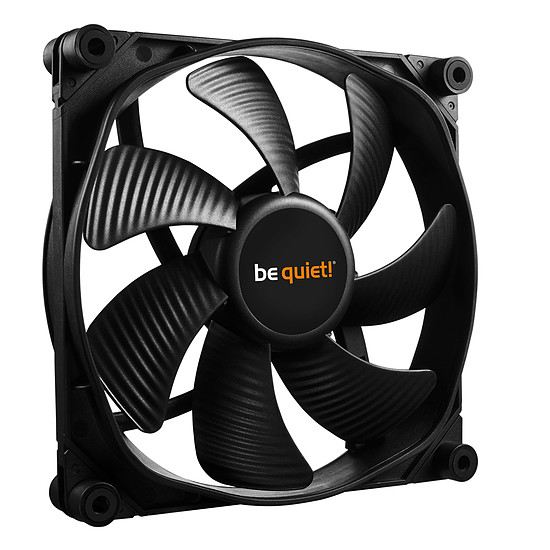 Ventilateur Boîtier Be Quiet SilentWings 3 140 mm PWM