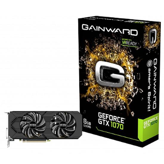 Carte graphique Gainward GeForce GTX 1070 - 8 Go