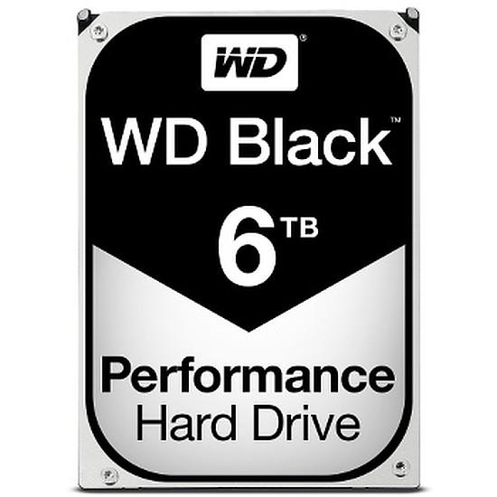 "Disque dur interne Western Digital (WD) Black 3,5"" - 6 To"