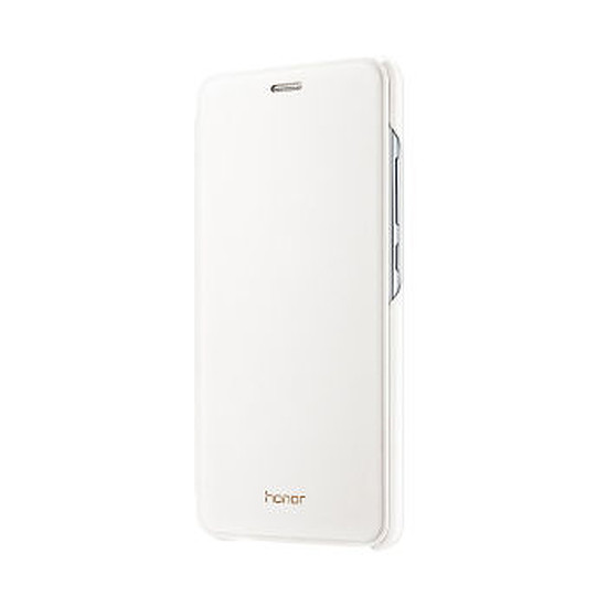 Coque et housse Honor Etui flip cover (blanc) - Honor 5C