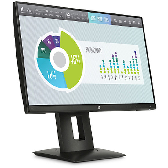 "Écran PC HP Z Display Z22n - 22"" (M2J71AT)"