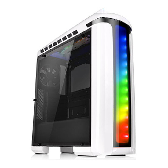 Boîtier PC Thermaltake Versa C22 RGB Snow Edition