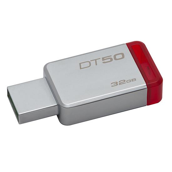 Clé USB Kingston DataTraveler 50 32 Go - Autre vue