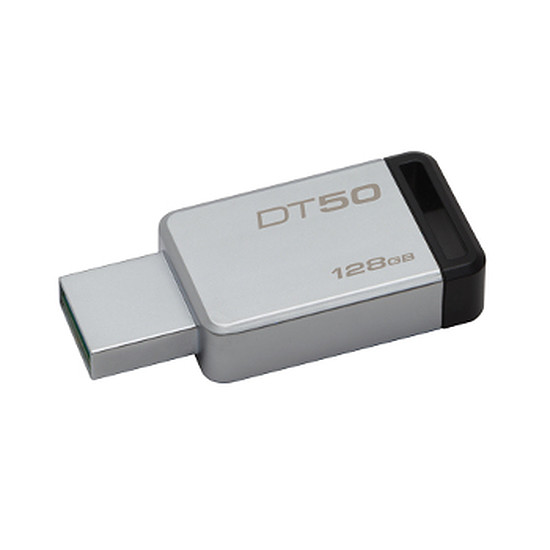 Clé USB Kingston DataTraveler 50 - 128 Go