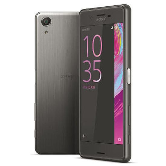 Smartphone et téléphone mobile Sony Mobile Xperia X Performance (noir) - Double SIM - 64 Go