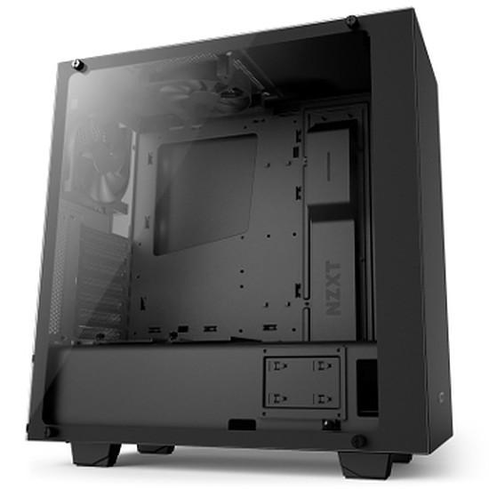Boîtier PC NZXT S340 Elite Noir