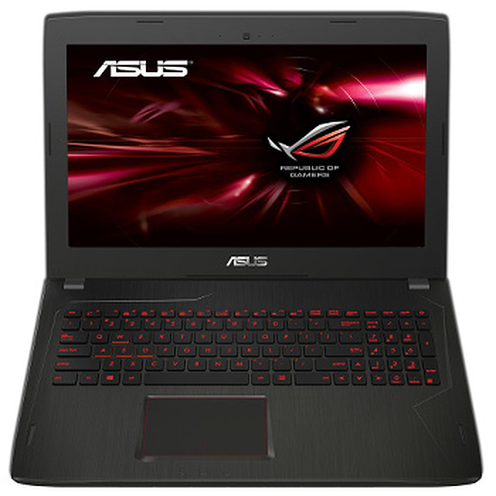 PC portable Asus ROG FX502VM-DM092T - i5 - 8 Go - GTX 1060