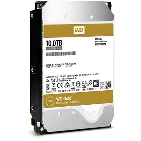 Disque dur interne Western Digital (WD) Gold 10 To