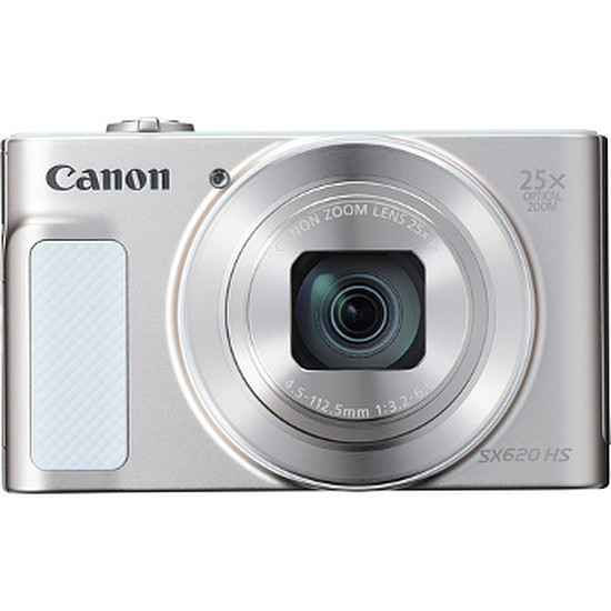 Appareil photo compact ou bridge Canon PowerShot SX620 HS Argent