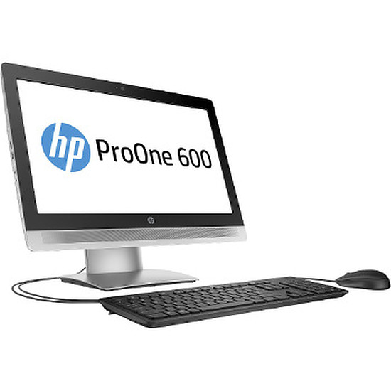 PC de bureau HP ProOne 600 G2 (T4J76EA) - i5 - 4Go - 1 To
