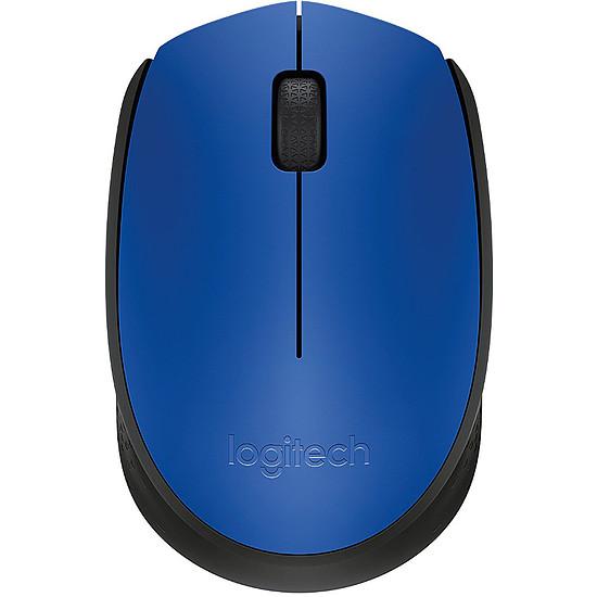 Souris PC Logitech M171 - Bleu