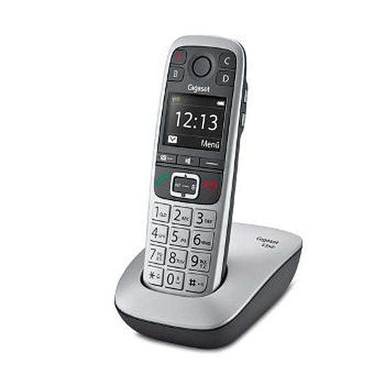 Téléphone fixe sans fil Gigaset E560 (argent)