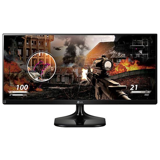 Écran PC LG 25UM58 - Autre vue