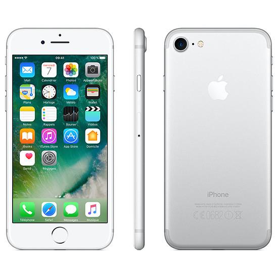 Smartphone et téléphone mobile Apple iPhone 7 (argent) - 32 Go - Autre vue