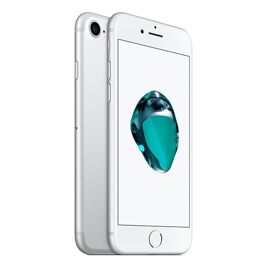 Smartphone et téléphone mobile Apple iPhone 7 (argent) - 128 Go