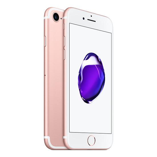 Smartphone et téléphone mobile Apple iPhone 7 (or rose) - 128 Go