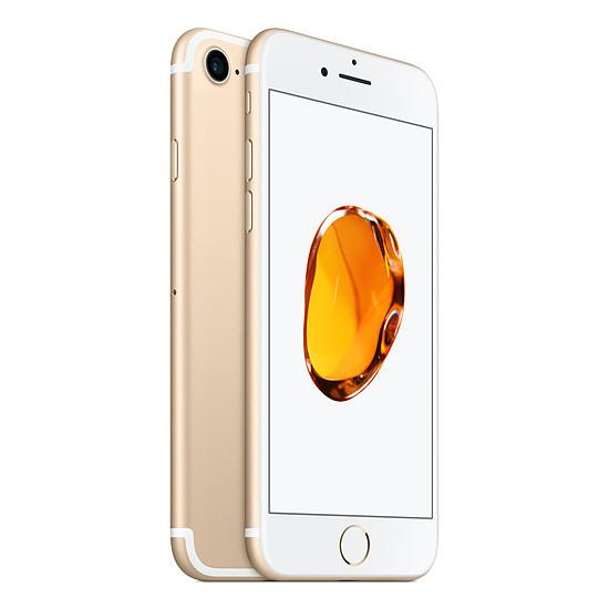 Smartphone et téléphone mobile Apple iPhone 7 (or) - 256 Go