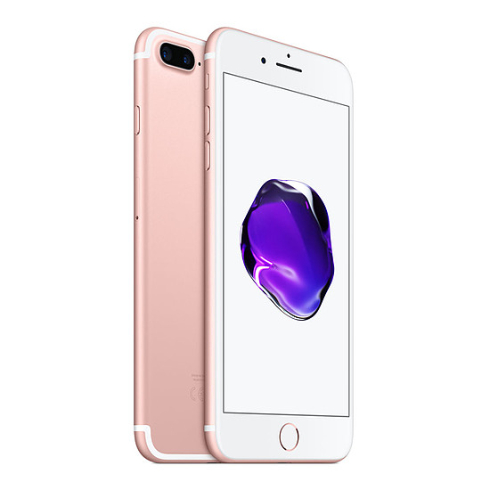 Smartphone et téléphone mobile Apple iPhone 7 Plus (or rose) - 128 Go